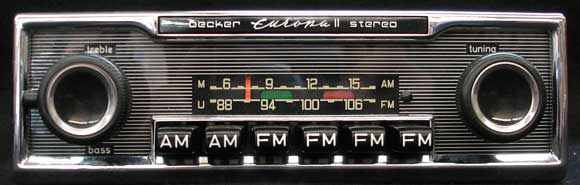 becker europaII cropped black forest llc becker audio Becker Car Stereo at fashall.co